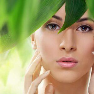 Природная косметика для лица