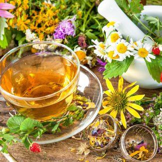 Чай-травы